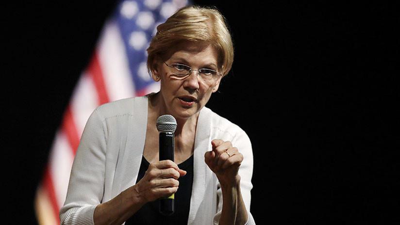 """""""¡Falsa!"""": El test de ADN de la senadora Warren no convence a Trump… ni a los indígenas"""