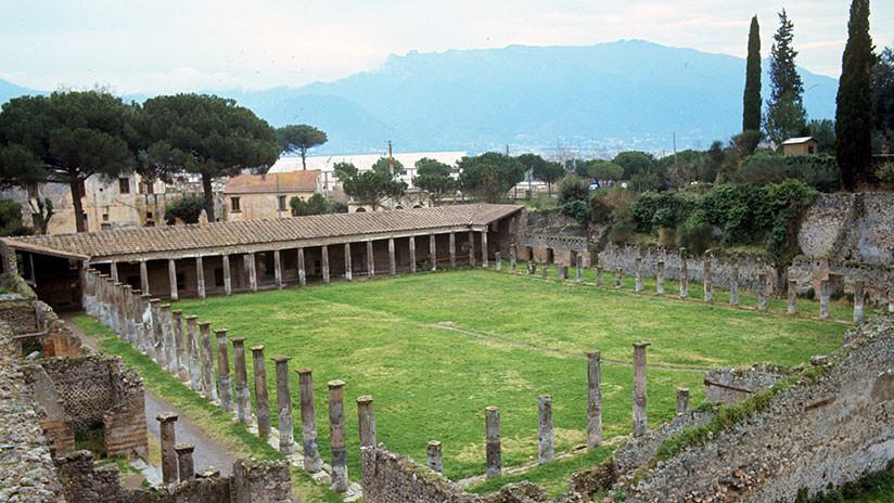 """Un hallazgo """"extraordinario"""" cambia la historia de la destrucción de Pompeya"""