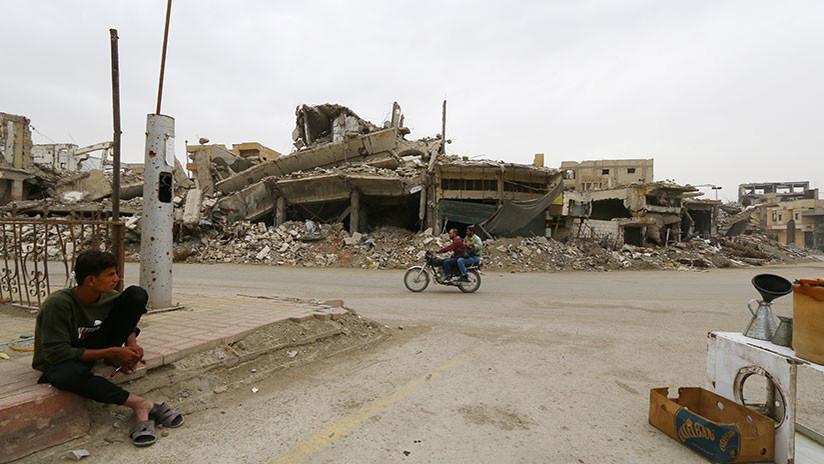 Estrategia de presión: EE.UU. minaría los esfuerzos por restaurar Siria para sacar a Irán del país