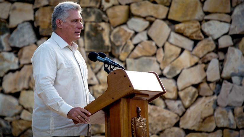 Fracasó show anticubano de EEUU para justificar bloqueo — Presidente Díaz-Canel