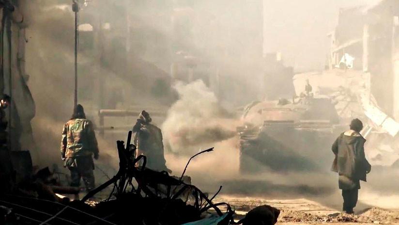 Putin: Extremistas tomaron 700 rehenes en Siria