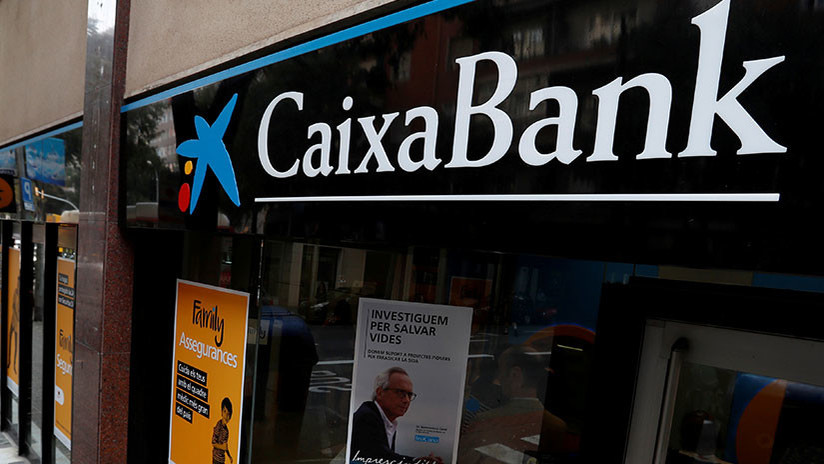 Fuertes caídas en bolsa para la banca tras el golpe del Supremo