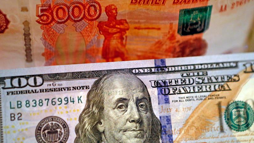 Putin: Rusia desdolarizará progresivamente su economía por su propia seguridad