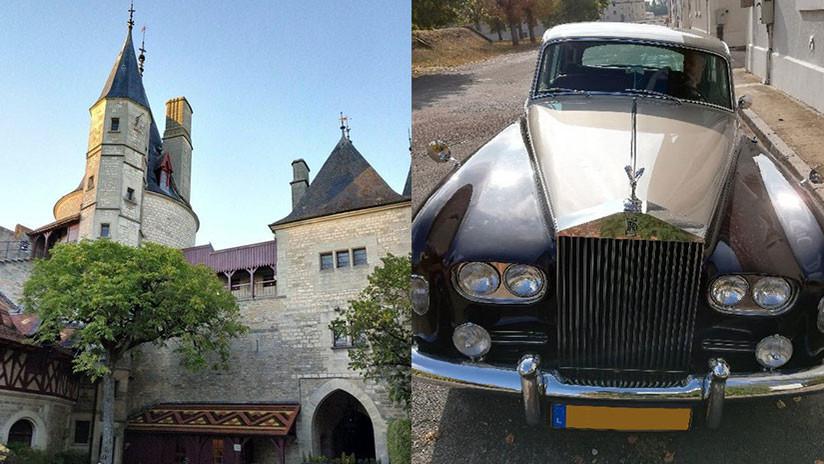 Un ucraniano resucitó, robó 12 millones de euros y compró en Francia un castillo del siglo XII
