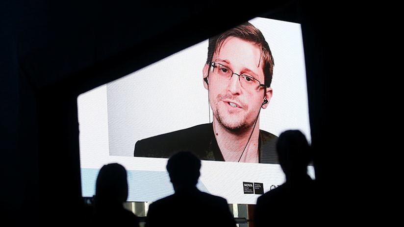 Snowden dice que no se siente seguro en Rusia, pero no le importa