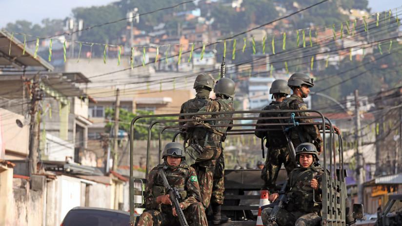 Los militares se hacen fuertes en las urnas de Brasil