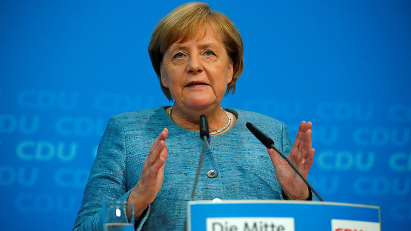 """Merkel: """"La exportación de armas a Riad no puede realizarse en las actuales circunstancias"""""""