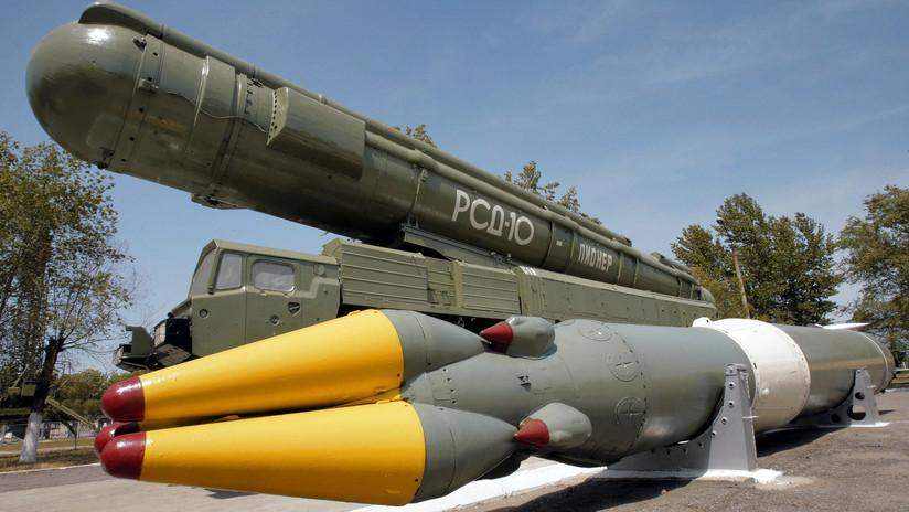 Moscú definirá su posición respecto al tratado INF tras recibir información oficial de Washington