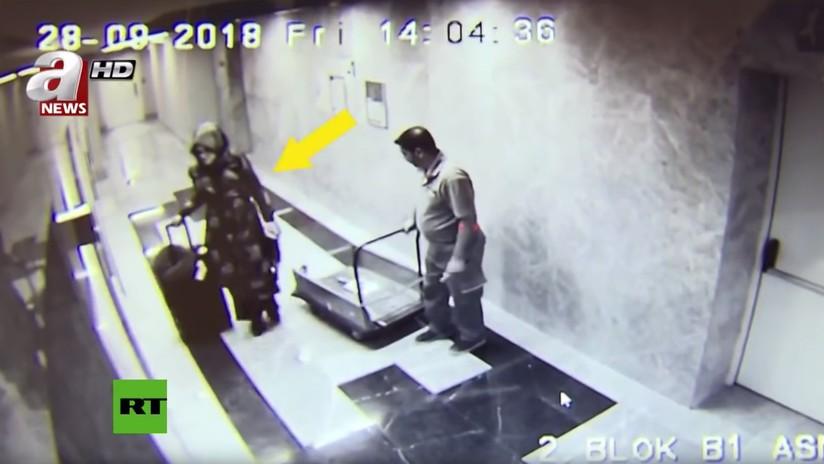 VIDEO: Así fue el último día de vida del periodista Jamal Khashoggi