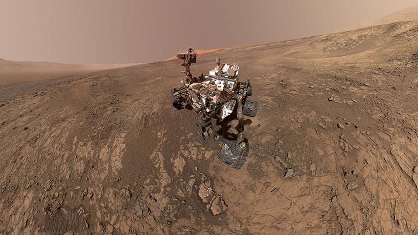 Marte parece tener oxígeno suficiente para albergar vida