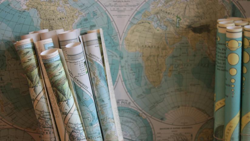 El mapamundi que le enseñaron es incorrecto: así es en realidad el mundo (FOTOS)