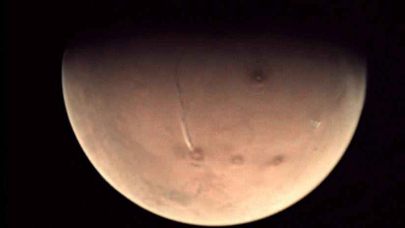 ¿Nos esconde algo la NASA? Desvelan la verdad detrás de una 'explosión' en Marte