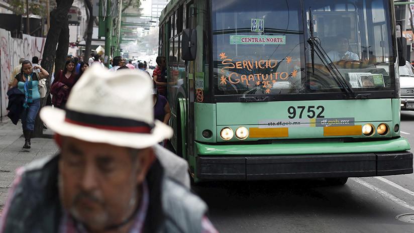 Una de las ciudades de América Latina más contaminadas del mundo quiere volver al trolebús