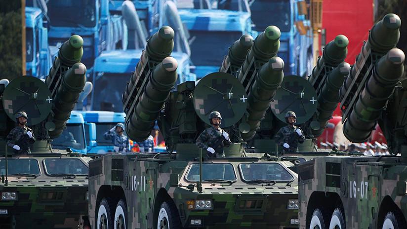¿Por qué teme EE.UU. al arsenal de misiles de China?