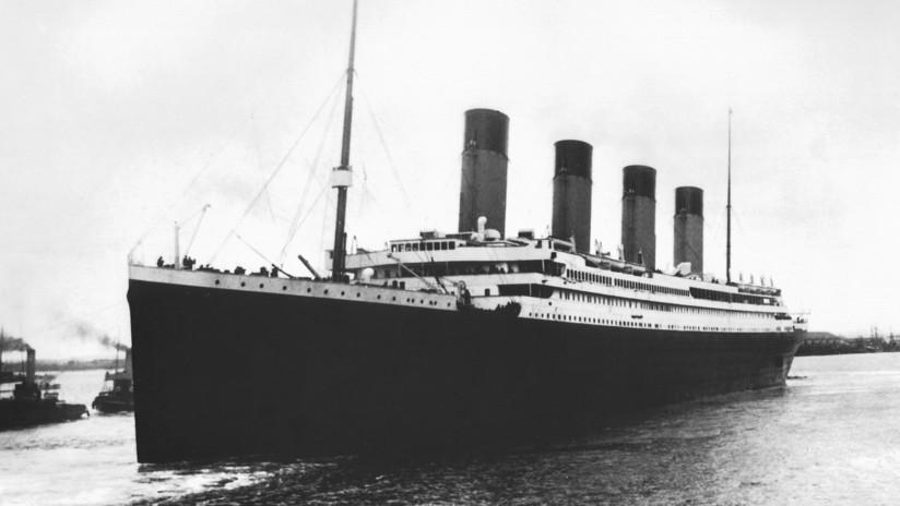 Un segundo Titanic se está construyendo en China y completará la ruta del original en 2022