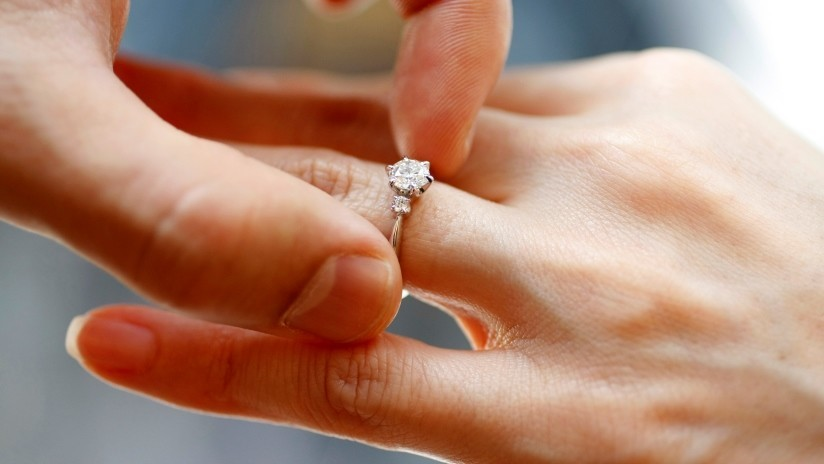 Fotógrafo busca a la pareja que captó en una increíble foto de propuesta matrimonial en EE.UU.