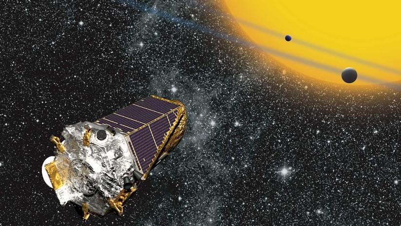 ¿Fin del cazador de exoplanetas?: La sonda Kepler se ha dormido y tal vez no vuelva a despertarse