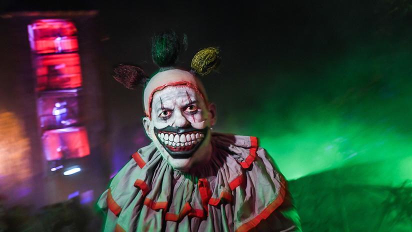 Una ciudad de EE.UU. prohíbe disfrazarse de payaso por Halloween y nadie ríe la gracia