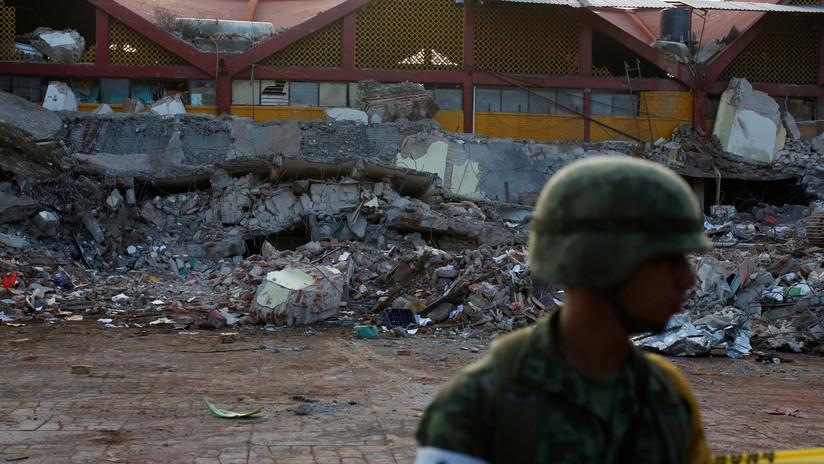 Terremoto de 2017 en México partió una placa tectónica en dos: Alertan que habrá más y con tsunamis