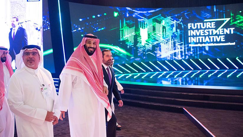 """Príncipe heredero saudita: """"Oriente Medio es la nueva Europa"""""""