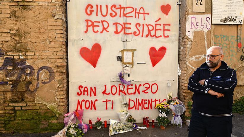 Una adolescente italiana de 16 años muere tras ser drogada y violada en grupo durante horas