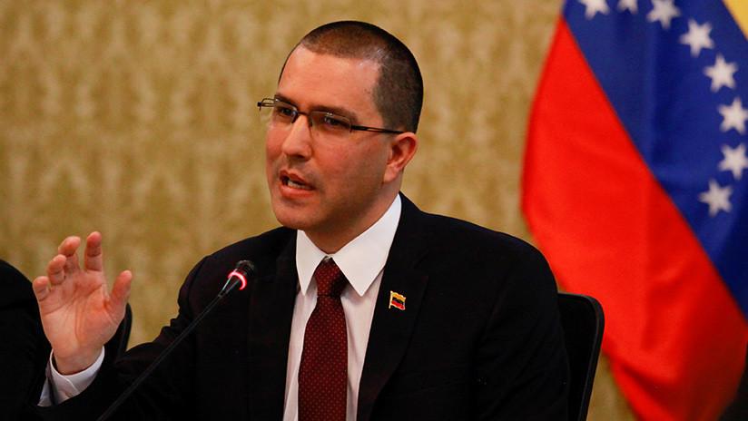 Venezuela rechaza postura inamistosa de gobierno alemán