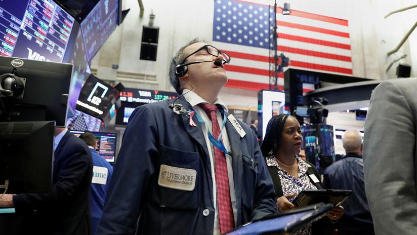 """¿Otro """"baño de sangre""""? Wall Street arrastra a los mercados globales a su peor racha en media década"""