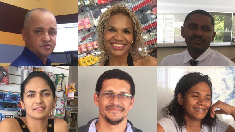 ¿Bolsonaro o Haddad?: Los brasileños opinan sobre los candidatos a la Presidencia