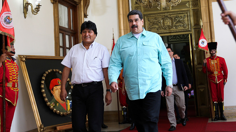 México confirma la asistencia de Maduro y Morales a la toma de posesión de López Obrador