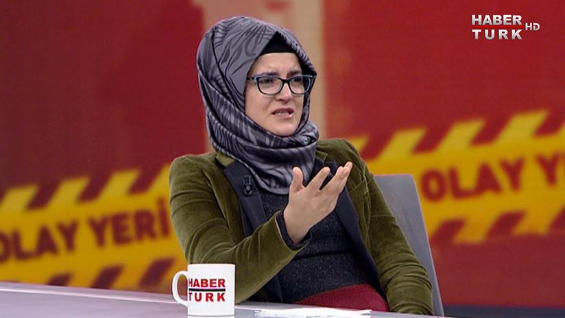 La novia de Jamal Khashoggi rechaza invitación de Donald Trump para visitar la Casa Blanca