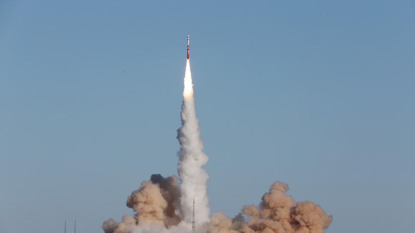 Fracasó el lanzamiento del primer cohete privado chino