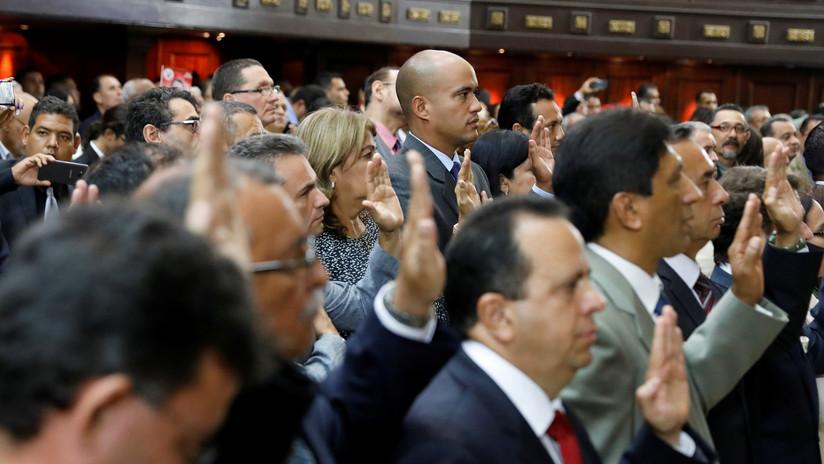 """Gobernador venezolano: """"No estamos dispuestos a arrodillarnos ante EE.UU."""""""