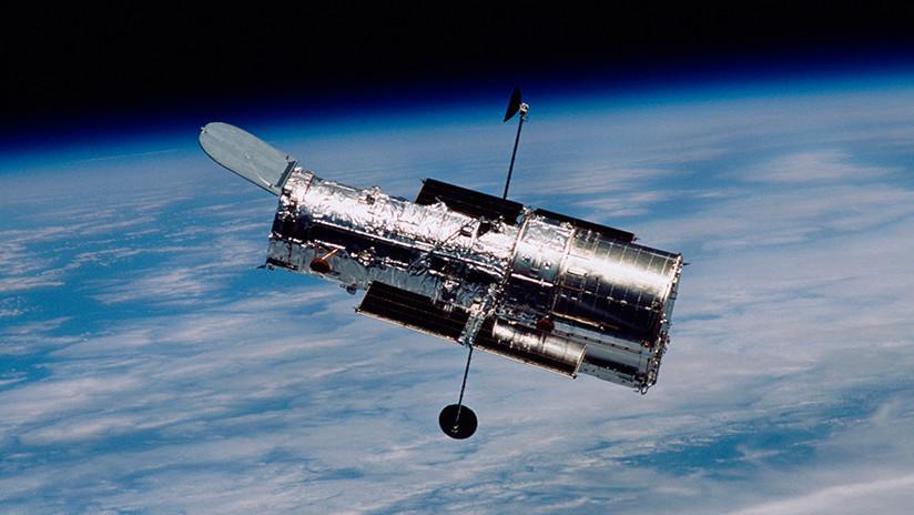 La NASA 'resucita' al telescopio espacial Hubble después de una avería