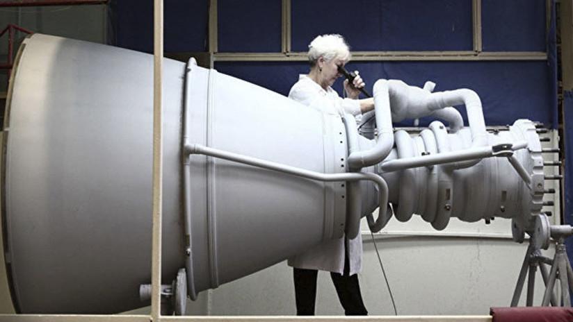 Rusia prueba con éxito un elemento clave del motor nuclear espacial
