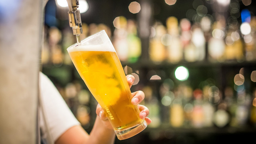 De fiesta en Islandia: Soldados de EE.UU. se beben toda la cerveza de los bares de Reikiavik