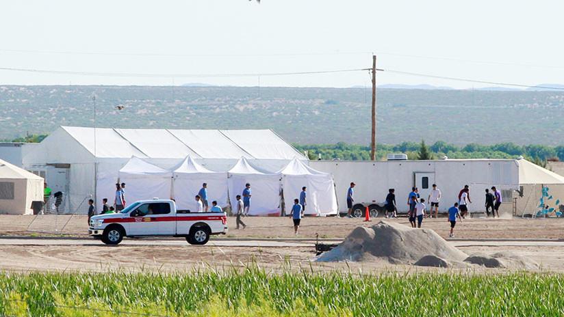 """Trump promete 'acorralar' a los migrantes de la caravana en """"ciudades de carpas"""""""