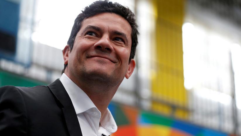 """""""Un premio"""": Bolsonaro quiere colocar al juez que condenó a Lula en el Ministerio de Justicia"""