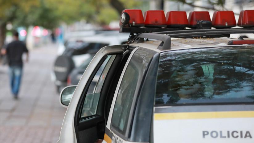 Policía se suicida tras asesinar amigo de un disparo en la cabeza