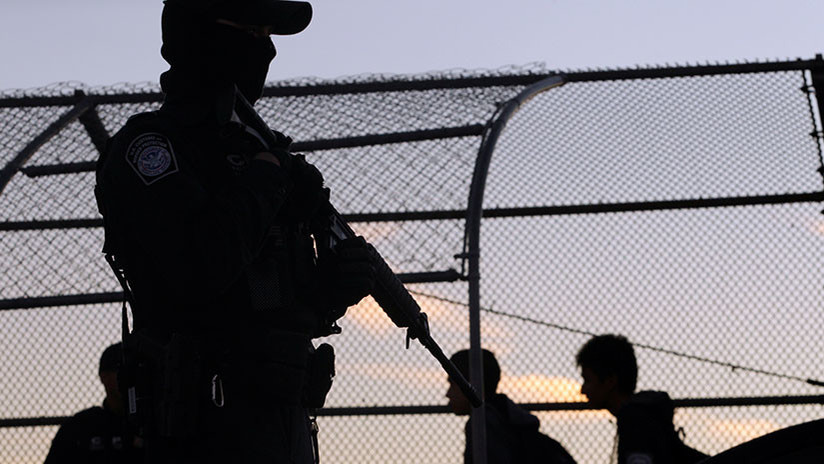 EE.UU. desplegará en la frontera con México igual número de tropas que en Irak y Siria contra el EI
