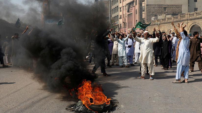 Pakistán revoca la pena de muerte por blasfemia a una mujer cristiana