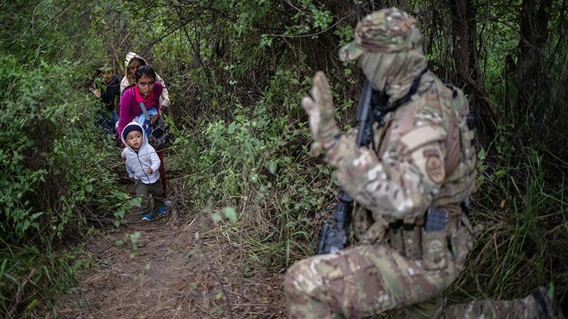 Trump: Hasta 15.000 militares pueden desplegarse en la frontera con México para frenar la caravana