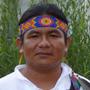 Daniel Santi, coordinador de la propuesta Kawsak Sacha