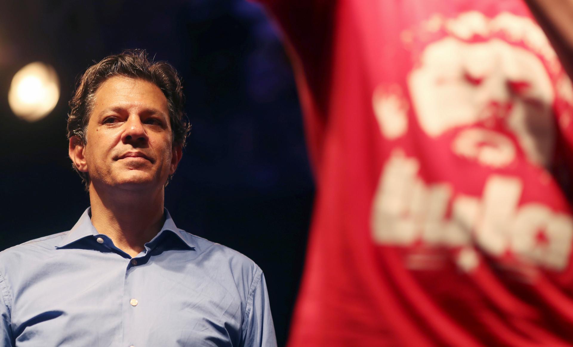 Bolsonaro y Haddad van a segunda vuelta en Brasil