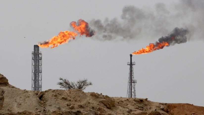 El petróleo Brent baja un 0,29 %, hasta 83,82 dólares