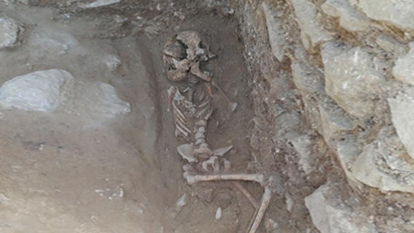 Arqueólogos hallan el