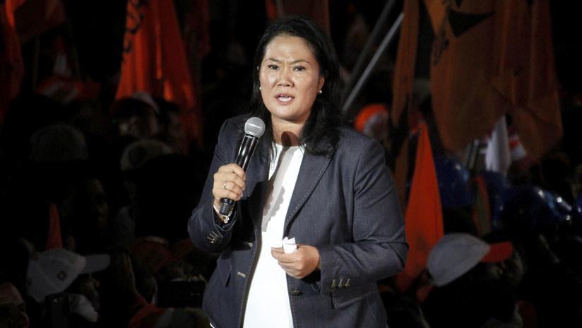 Keiko Fujimori: Sala Penal Nacional anula su detención preliminar
