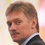 Dmitri Peskov, portavoz presidencial