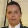 María Serrano, sargento de la Guardia Civil destinada en el Seprona.