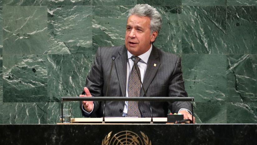Justicia ecuatoriana rechaza acción de protección interpuesta por Assange