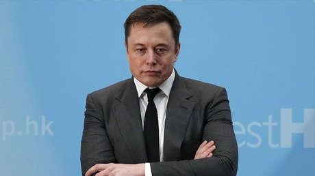 El director ejecutivo de Tesla y SpaceX, Elon Musk